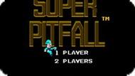 Игра Супер западня / Super Pitfall (NES)