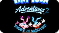 Игра Тини Тун 2 / Tiny Toon Adventures 2: Wackyland (NES)