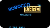 Игра Войны Робокко / Robocco Wars (NES)
