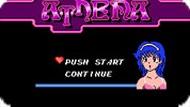 Игра Афина / Athena (NES)
