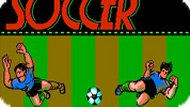 Игра Футбольная лига / Ultimate League Soccer (NES)