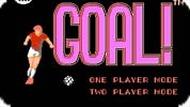Игра Гол / Goal (NES)