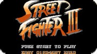 Игра Стрит Файтер III / Street Fighter III (NES)
