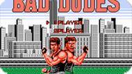 Игра Плохие Пижоны / Bad Dudes (NES)