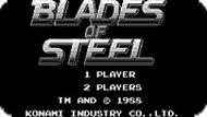 Игра Стальные лезвия / Blades of Steel (NES)