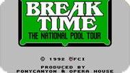 Игра Чемпионат по бильярду / Break Tihe National Pool Tour (NES)