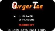 Игра Время бургера / BurgerTime (NES)