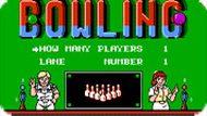 Игра Чемпионат по боулингу / Championship Bowling (NES)