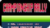 Игра Чемпионат по Ралли / Championship Rally (NES)
