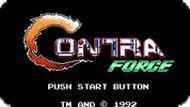 Игра Контра  Форс / Contra Force (NES)