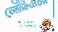 Игра Городская Связь / City Connection (NES)
