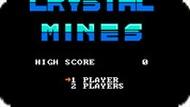 Игра Кристаллические Шахты / Crystal Mines (NES)