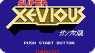 Игра Супер Ксевиус / Super Xevious (NES)