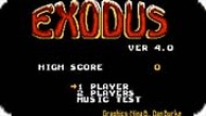 Игра Бегство / Exodus (NES)