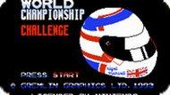 Игра Найджел Мэнселл: Чемпионат Мира / Nigel Mansell's World Championship (NES)