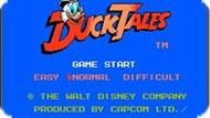 Игра Утиные истории / Duck Tales (NES)