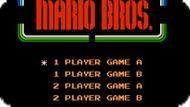 Игра Марио / Mario Bros (NES)