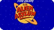 Игра Галактика: В убежище пришельцев / Dash Galaxy in the Alien Asylum (NES)