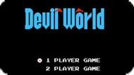 Игра Мир Дьявола / Devil World (NES)