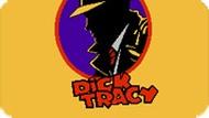 Игра Дик Трейси / Dick Tracy (NES)
