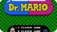 Игра Доктор Марио / Dr. Mario (NES)