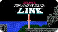 Игра Легенда о Зельде 2 / Legend of Zelda 2 Adventure of Link (NES)