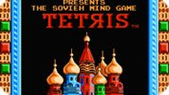 Игра Тетрис / Tetris the Soviet Mind Game (NES)