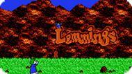 Игра Лемминги / Lemmings (NES)