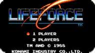 Игра Сила Жизни / Life Force (NES)