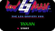 Игра Низкая гравитация: Гравити Мен / Low G Man: The Low Gravity Man (NES)