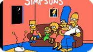 Игра Симпсоны: Барт против космических мутантов / Simpsons: Bart vs Space Mutants (NES)