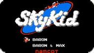 Игра Небесный ребенок / Sky Kid (NES)