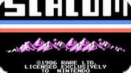 Игра Слалом / Slalom (NES)