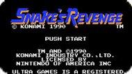 Игра Месть Снейка / Snake's Revenge (NES)