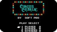 Игра Циркач Чарли / Circus Charlie (NES)