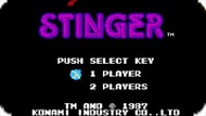 Игра Жало / Stinger (NES)