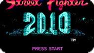 Игра Уличный Боец 2010 / Street Fighter 2010 (NES)