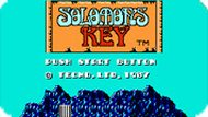 Игра Ключ Соломона / Solomon's Key (NES)