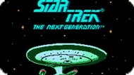 Игра Звёздный путь: Новое поколение / Star Trek: The Next Generation (NES)