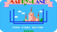 Игра Земля Маппи / Mappy Land (NES)