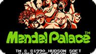 Игра Дворец Мендел / Mendel Palace (NES)