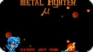 Игра Металлический боец / Metal Fighter (NES)