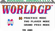 Игра Мировой Гран-при / World Grand Prix (NES)