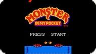 Игра Карманный монстр / Monster In My Pocket (NES)