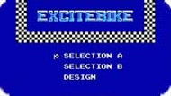 Игра Мотоциклы / Excitebike (NES)