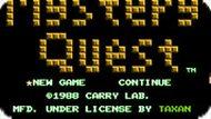 Игра Поиски Тайны / Mystery Quest (NES)