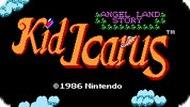 Игра Ребенок Икар / Kid Icarus (NES)