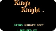 Игра Рыцарь Короля / King's Knight (NES)