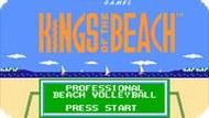 Игра Пляжный король / Kings of The Beach (NES)