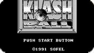 Игра Клеш бол / Klash ball (NES)